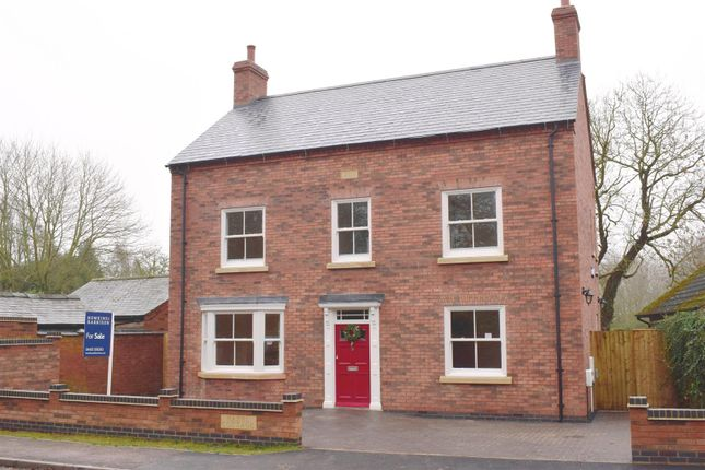 Thumbnail Detached house for sale in Chapel Lane, Walton, Lutterworth