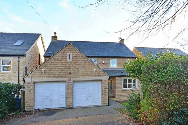Thumbnail Detached house for sale in Brinkburn Vale Road, Dore, Sheffield