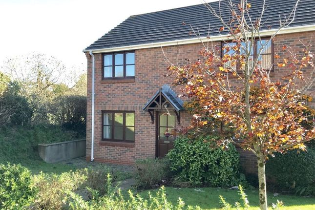 Thumbnail Semi-detached house to rent in Maple Avenue, Haverfordwest, Pembrokeshire