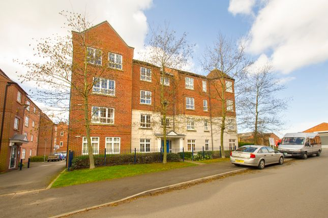 Thumbnail Flat to rent in Wenlock Drive, West Bridgford