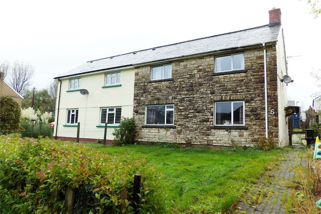 Thumbnail Semi-detached house for sale in Berthllwyd, Llanwrtyd Wells, Powys