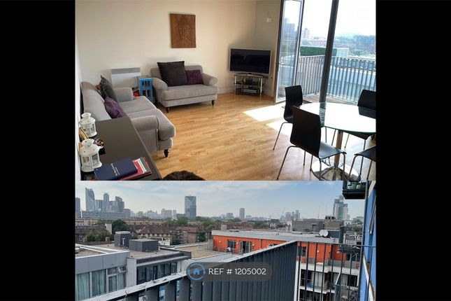 Thumbnail Flat to rent in Antonine Heights, London