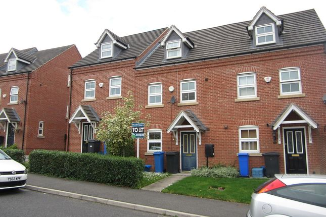 Thumbnail Terraced house for sale in Middlewood Drive East, Hillsborough, Sheffield