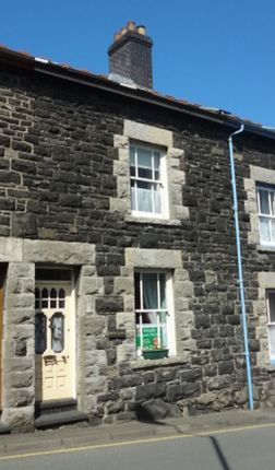 Thumbnail Town house for sale in High Street, Llwyngwril