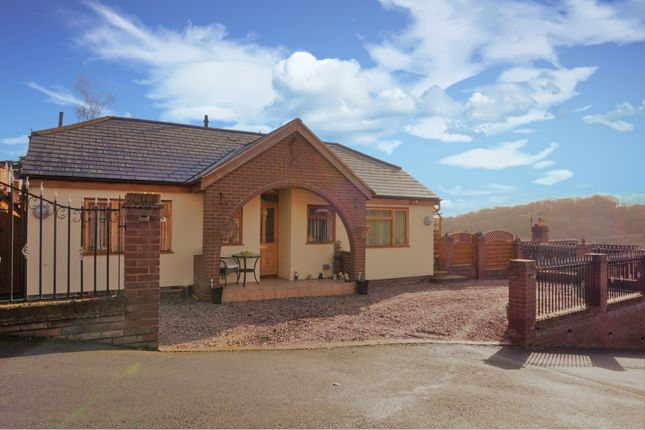 Thumbnail Detached bungalow for sale in Hodge Bower, Ironbridge, Telford