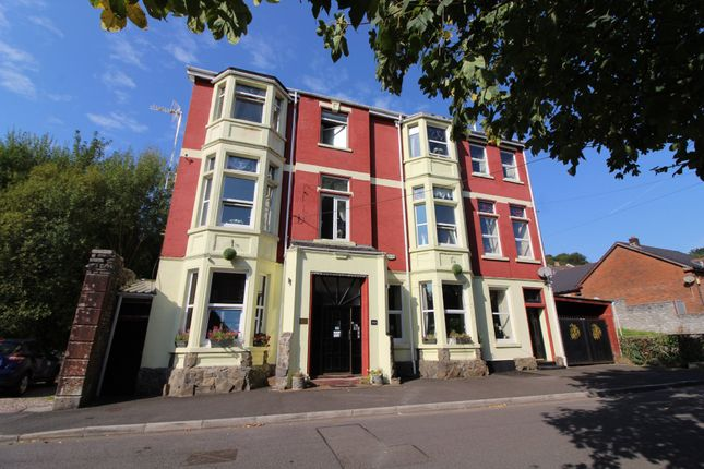 Thumbnail Detached house for sale in High Street, Argoed, Blackwood