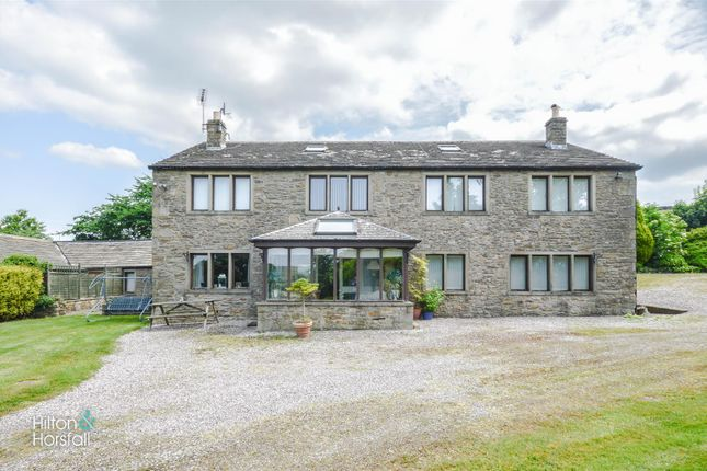 Thumbnail Detached house for sale in Old Stone Trough Lane, Kelbrook, Barnoldswick