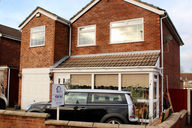 4 bed detached house for sale in Second Avenue, Grantham NG31