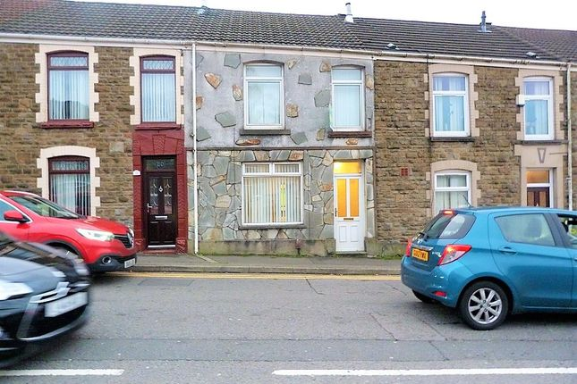 Thumbnail Terraced house for sale in Ravenhill Road, Swansea