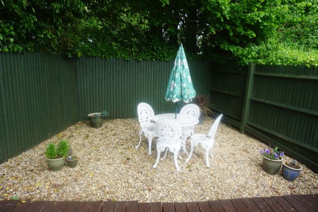Rear Garden of 50 Beaumont Way, High Wycombe HP15
