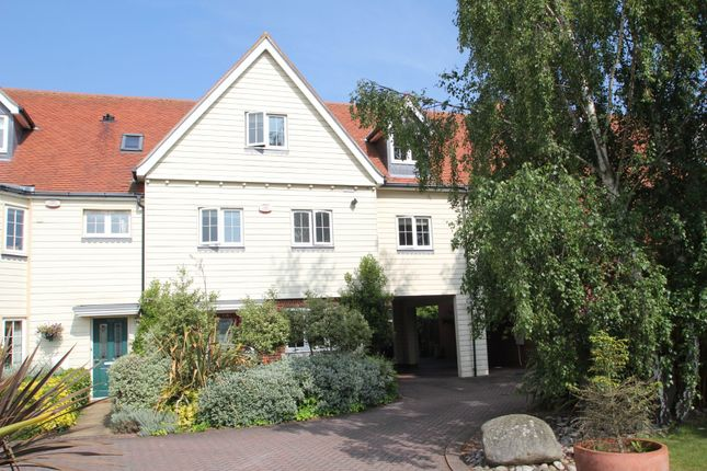 Thumbnail Town house for sale in Winstree Road, Stanway, Colchester, Essex