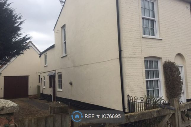 3 bed end terrace house to rent in Southend, Dereham NR19