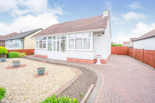 Thumbnail Detached bungalow for sale in Joan Avenue, Moreton, Wirral