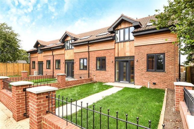 Thumbnail Semi-detached house to rent in Summerlea Court, Herriard, Hampshire