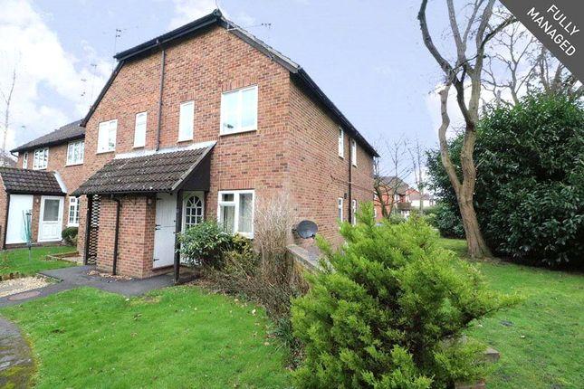 Thumbnail Maisonette to rent in Vesey Close, Farnborough, Hampshire