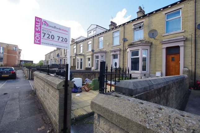 Thumbnail Property for sale in Woodville Terrace, Bradford