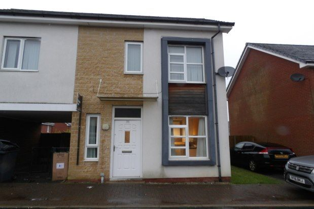Thumbnail Detached house to rent in Mosley Walk, Blackburn