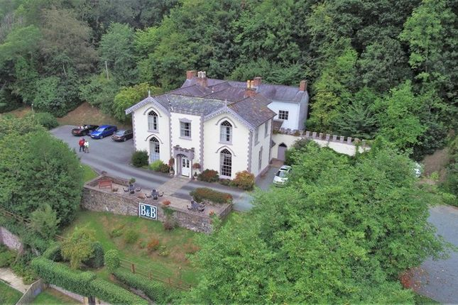 Thumbnail Leisure/hospitality for sale in Dolforwyn, Abermule, Montgomery