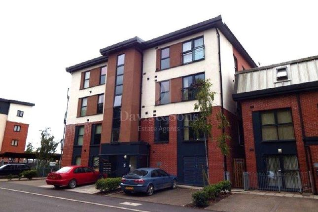 Thumbnail Flat for sale in Cambria House, Rodney Road, Newport.
