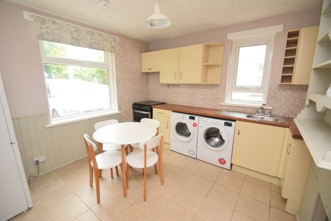 Thumbnail Semi-detached house to rent in Western Place, Penryn