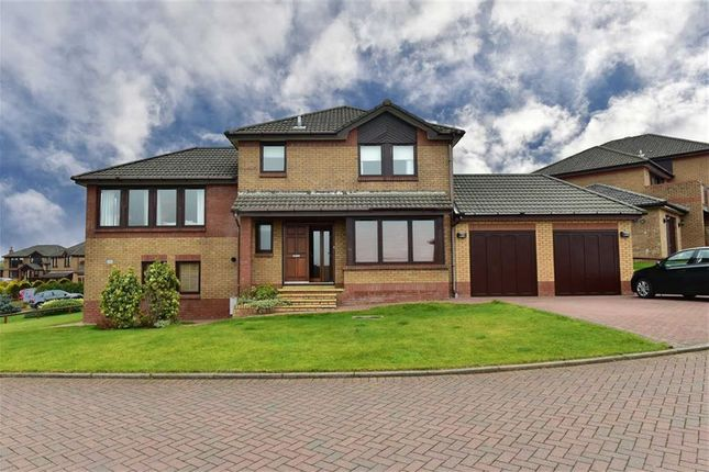 Thumbnail Detached house for sale in Hillhouse Farm Gate, Lanark