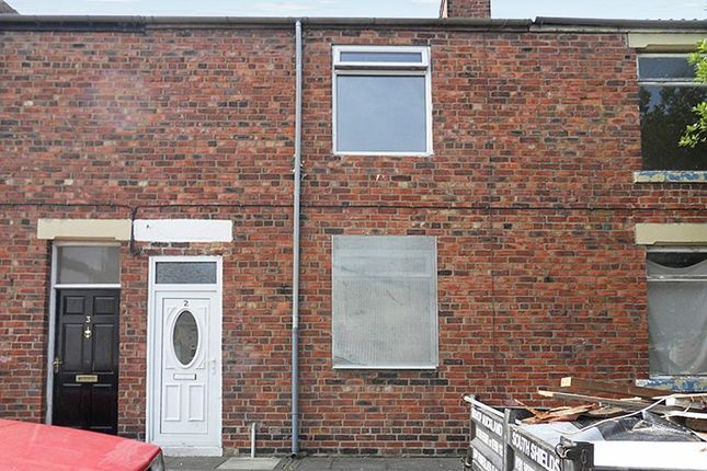 Thumbnail Terraced house for sale in Edward Street, Eldon Lane, Bishop Auckland