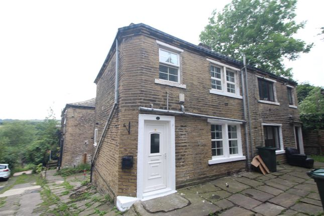 Thumbnail End terrace house to rent in Dole Street, Thornton, Bradford