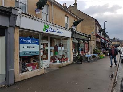 Thumbnail Retail premises to let in 36, Moorland Road, Bath