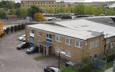 Thumbnail Light industrial to let in Watchmoor Trade Centre, Watchmoor Road, Camberley