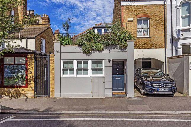 Thumbnail Property for sale in Narbonne Avenue, London