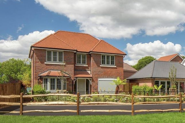 """Thumbnail Detached house for sale in """"The Natland"""" at St. Legers Way, Riseley, Reading"""