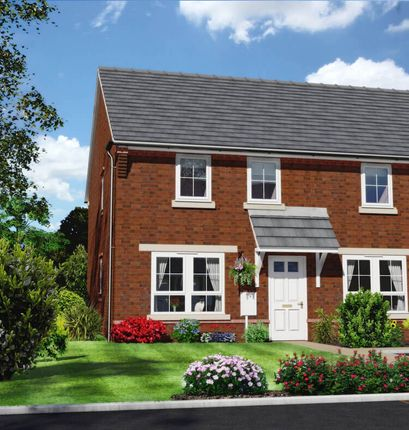 Thumbnail Semi-detached house for sale in Patch Street, Bromsgrove