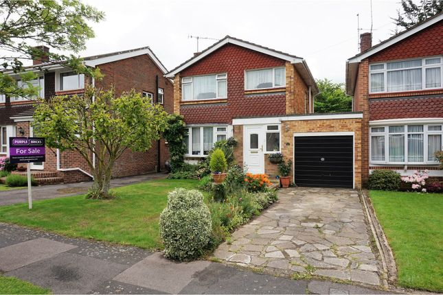 Thumbnail Link-detached house for sale in Summerlands Road, Fair Oak