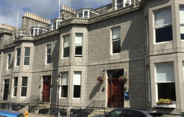 Thumbnail Office to let in 2 & 3, Queens Terrace, West End, Aberdeen