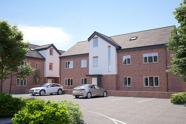 Thumbnail Flat for sale in Old Sycamore Place, Chesterfield