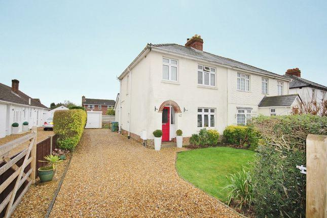 Thumbnail Semi-detached house for sale in Admirals Road, Locks Heath, Southampton
