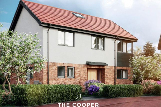 Thumbnail Detached house for sale in Clipstone Road, Edwinstowe, Mansfield