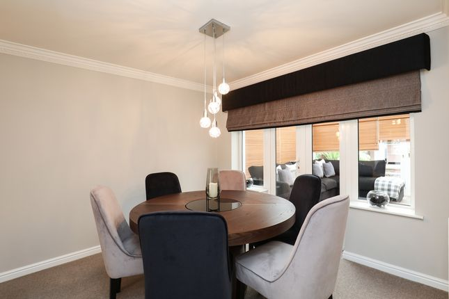 Dining Room of Moorthorpe Dell, Owlthorpe, Sheffield S20
