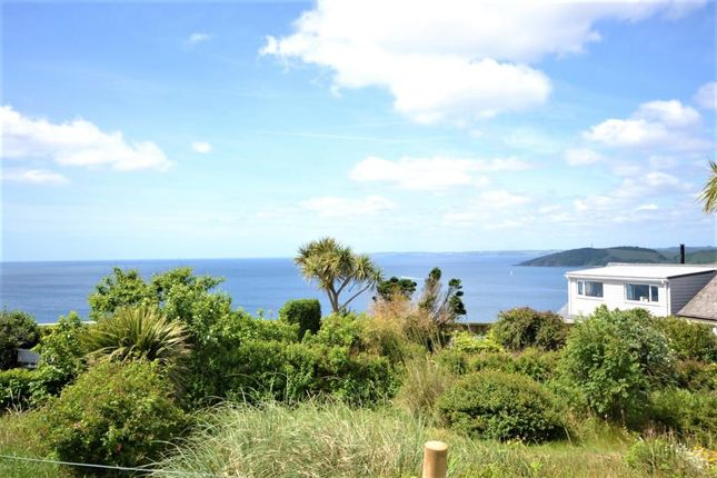 Thumbnail Detached bungalow for sale in Cliff Rise, Polruan, Fowey, Cornwall