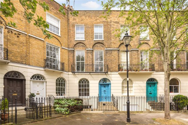 Maisonette for sale in Cloudesley Square, Barnsbury, Islington, London