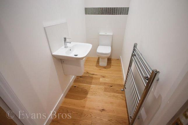 Separate WC of Morgan Court, Llangunnor, Carmarthen SA31