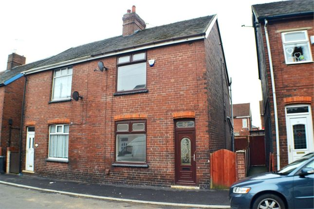 Thumbnail Semi-detached house for sale in Kings Road, Cudworth, Barnsley, South Yorkshire