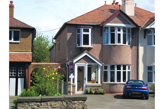 Thumbnail Semi-detached house for sale in Dundonald Avenue, Abergele