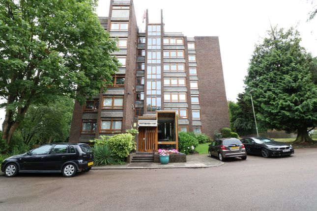 Thumbnail Flat for sale in Westchester Drive, London