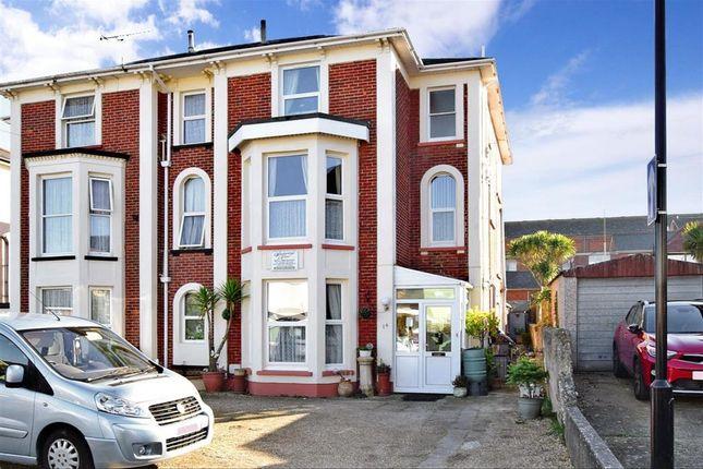 Thumbnail Semi-detached house for sale in Leed Street, Sandown, Isle Of Wight