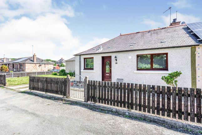Thumbnail Semi-detached bungalow for sale in Ythan Place, Ellon