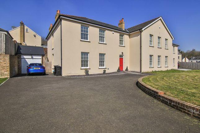 Thumbnail End terrace house for sale in Cyfarthfa Court, Gwaelodygarth Lane, Merthyr Tydfil