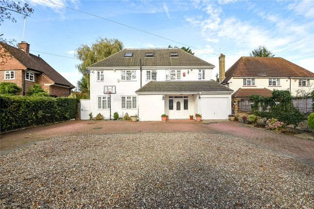 Thumbnail Detached house for sale in Sweetcroft Lane, Hillingdon, Middlesex