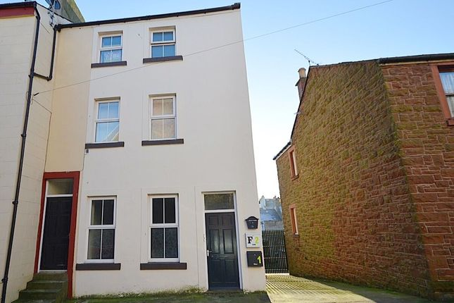 Thumbnail Flat to rent in Kirkby Street, Maryport