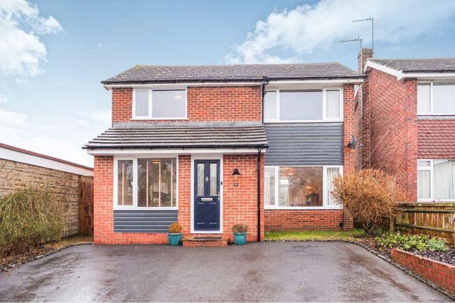 Thumbnail Detached house for sale in Cuxham Road, Watlington